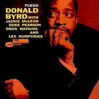 DONALD BYRD FUEGO
