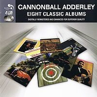 Cannonball Adderley Eight Classic Albums